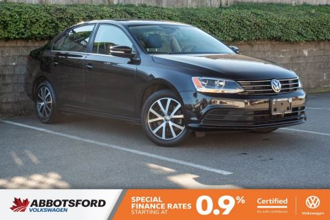 Certified Pre-Owned 2016 Volkswagen Jetta Sedan Comfortline GREAT PRICE, WELL EQUIPPED, LOCAL CAR!