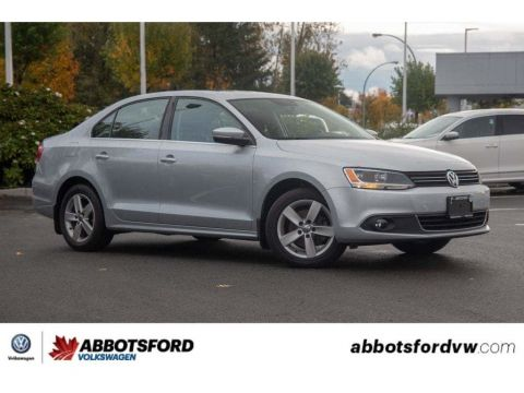 Certified Pre-Owned 2014 Volkswagen Jetta Sedan Comfortline GREAT VALUE, LOW KM, BC CAR