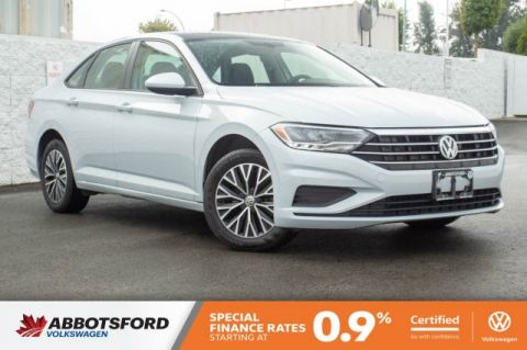 Certified Pre-Owned 2019 Volkswagen Jetta Highline NO ACCIDENTS, B.C. CAR, GREAT PRICE!