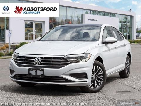 New 2019 Volkswagen Jetta Highline
