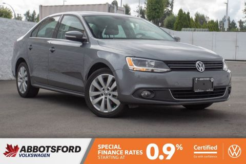 Certified Pre-Owned 2013 Volkswagen Jetta Sedan Highline TDI DIESEL, NO ACCIDENTS, LOW KM, B.C. CAR!