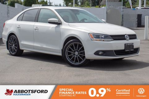 Certified Pre-Owned 2013 Volkswagen Jetta Sedan Highline TDI NO ACCIDENTS, BC CAR, LOW KM!