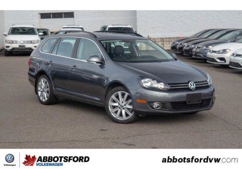 Pre-Owned 2014 Volkswagen Golf - NO ACCIDENTS,BC CAR,LEATHER,SUNROOF
