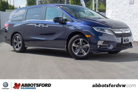 Pre-Owned 2018 Honda Odyssey EX-L Navi LEATHER, NO ACCIDENTS, SUPER LOW KM, SEATING FOR 8!