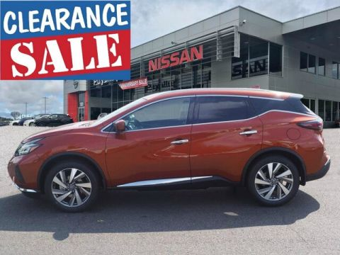 Pre-Owned 2019 Nissan Murano SL with Navigation