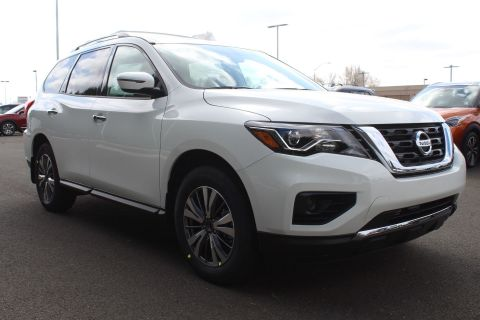 New 2020 Nissan Pathfinder S