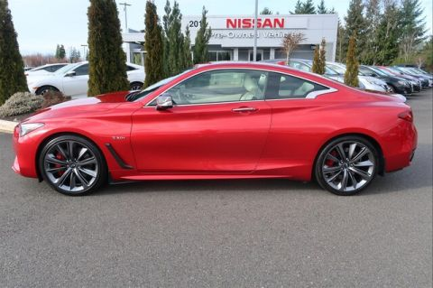Pre-Owned 2019 INFINITI Q60 3.0t RED SPORT 400
