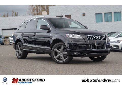 Pre-Owned 2015 Audi Q7 3.0 TDI Vorsprung Edition (Tiptronic)