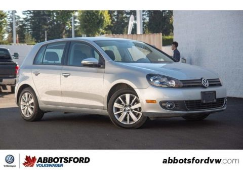 Pre-Owned 2012 Volkswagen Golf - NO ACCIDENTS,DIESEL,BC CAR,