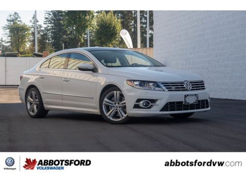 Pre-Owned 2014 Volkswagen CC Highline LOCAL CAR, NO ACCIDENTS, GREAT CONDITION